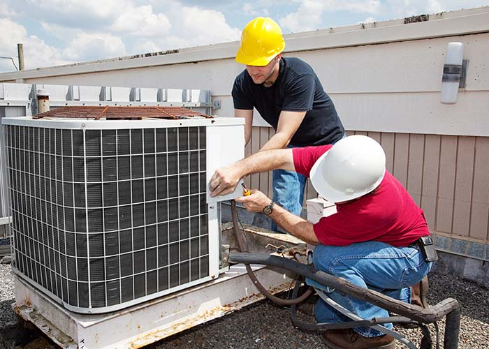 commercial HVAC Contractors performing 24 hour ac repair Cypress Tx